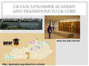 GUK3.0 Academy@UK
