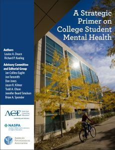 A Strategic Primer on College Student Mental Health