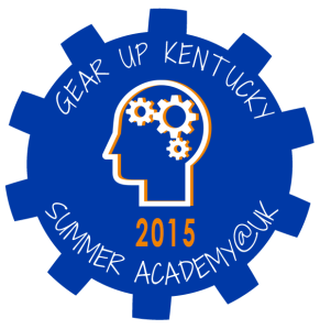 GEAR UP Kentucky Summer Academy@UK 2015