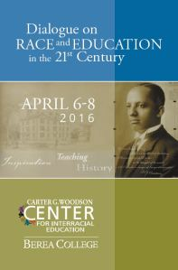 Dialogue on Race and Education in the 21st Centtury, April 6-8, 2016